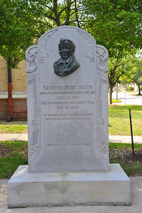 Deaf Smith Memorial (He also gets a county named after him)