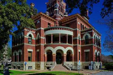 Gonzales County Courthouse, Gonzales, Texas