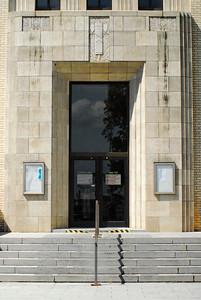 Gregg County Courthouse, Longview, TX Entrance Door