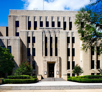 Gregg County Courthouse, Longview, TX