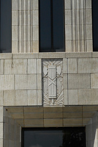 Gregg County Courthouse, Longview, TX Art Deco
