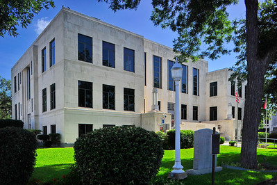 Guadalupe County Courthouse, Seguin, Texas