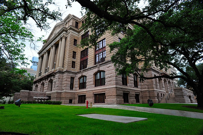 Harris County 1910 Courthouse