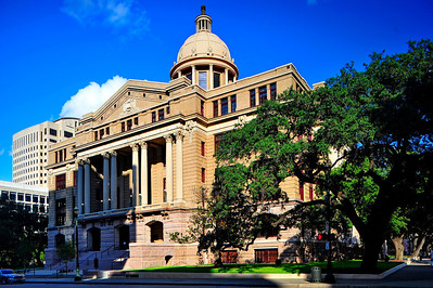 Harris County 1910 Courthouse, Houston, Texas