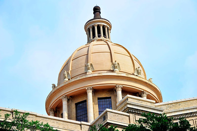 Harris County 1910 Courthouse Dome