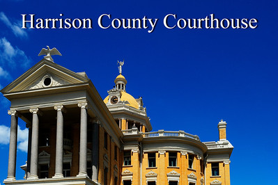 Harrison County Courthouse, Marshall, Texas
