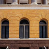 Harrison County Courthouse, Marshall, Texas<br /> Romanesque styled windows