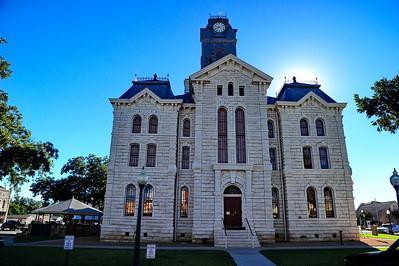 Hood County Courthouse, Granbury, Texas