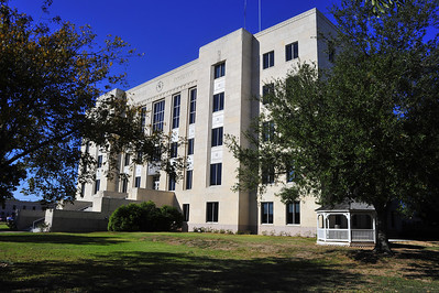 1940 Brazoria County Courthouse