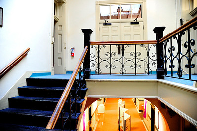 2nd Floor Landing 1897 Courthouse