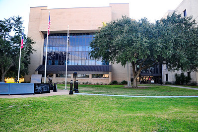 Front Facade of the 1976 Courthouse Building