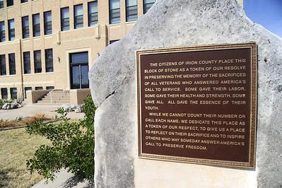 Irion County Courthouse, Mertzon, Texas