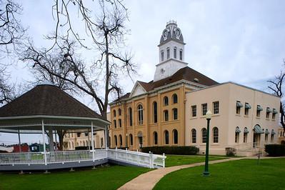 Jasper County Courthouse:  Jasper, Texas