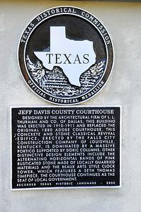 Jeff Davis County, Fort Davis, Texas