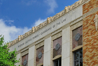 Jefferson County Courthouse:  Beaumont, Texas