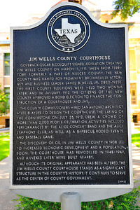Jim Wells County Courthouse, Alice, Texas