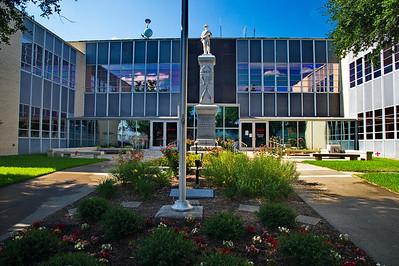 Kaufman County Courthouse:  Kaufman, Texas