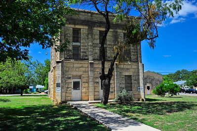 Kendall County Old Jail, Boerne, Texas