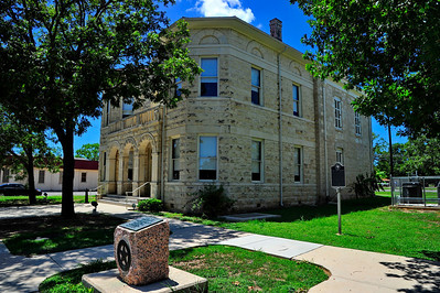 Kendall County Courthouse of 1909, Boerne, Texas