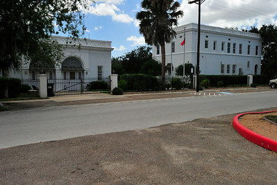 Kenedy County Courthouse, Sarita, Texas