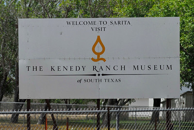 Kenedy Ranch Museum, Sarita, Texas