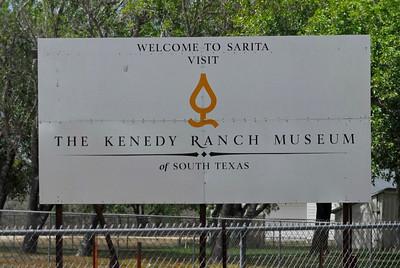 Kenedy Ranch Museum, Sarita, Texas