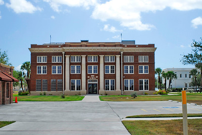 Kenedy County Courthouse, Sarita, Texas