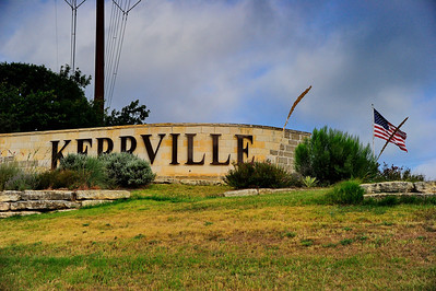 Kerrville Sign