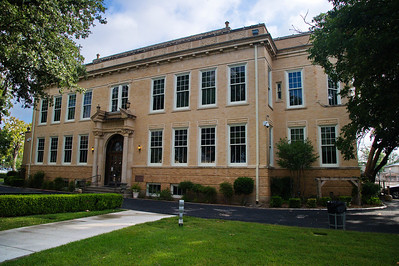 Kerr County Courthouse, Kerrville, Texas