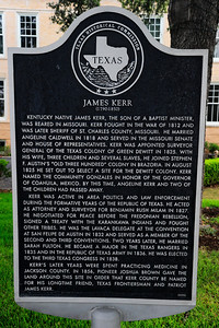 James Kerr Historical Marker
