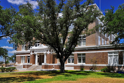 Kleberg County Courthouse:  Kingsville, Texas
