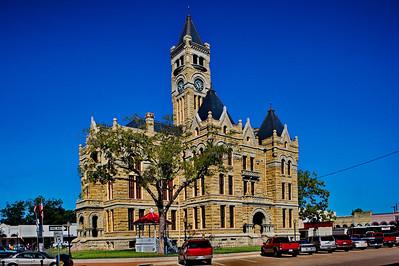 Lavaca County Courthouse, Hallettsville, Texas