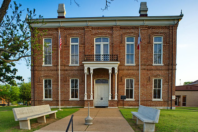 Leon County Courthouse, Centerville, Texas