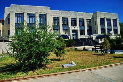 Liberty County Courthouse, Liberty, Texas  Contemporary Architecture