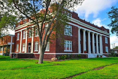 Live Oak County Courthouse, George West, Texas