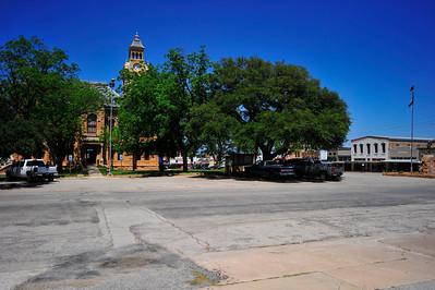 Llano County Courthouse, Llano, Texas Courthouse Square
