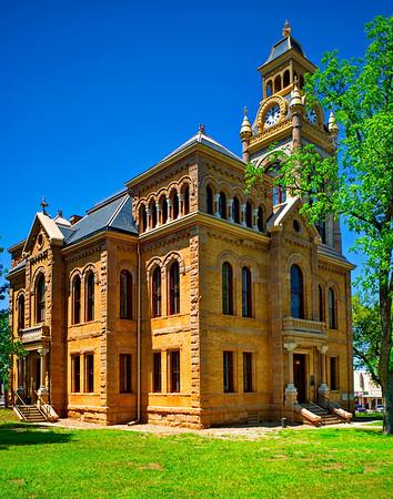 Courthouses of A. O. Watson