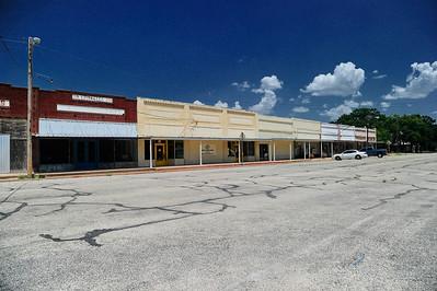 Menard Business district