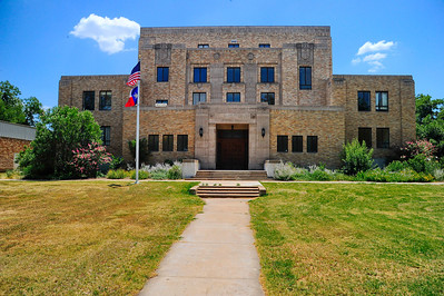 Menard County Courthouse, Menard, Texas