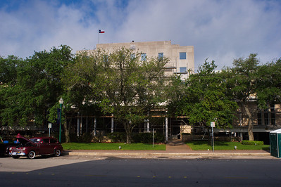 Montgomery County Courthouse, Conroe, Texas