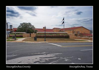 Nacogdoches County Courthouse, Nacogdoches, Texas