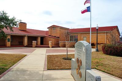 Nacogdoches County Courthouse:  Nacogdoches, Texas
