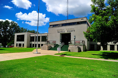 Panola County Courthouse, Carthage, Texas