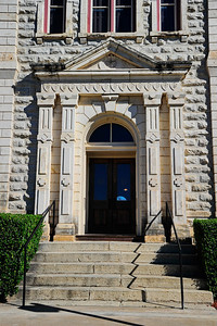 Parker County Courthouse, Weatherford, Texas