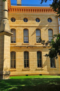 Red River County Courthouse:  Clarksville, Texas