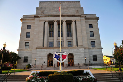 Texarkana, Texas US Courthouse