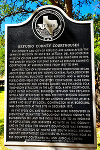 Refugio County Courthouse, Refugio, Texas