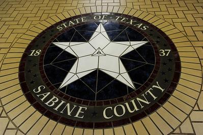 Sabine County Courthouse, Hemphill, Texas