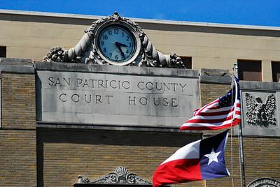 San Patricio County, Sinton, Texas