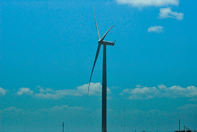 San Patricio County, Sinton, Texas Home to one of the country's largest windfarms